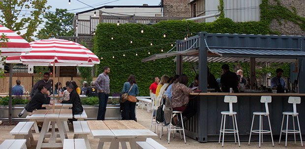 10 Great Places To Dine Al Fresco In Logan Square